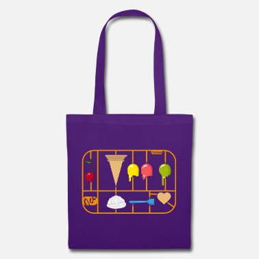 Ice Cream Cone kit - Tote Bag