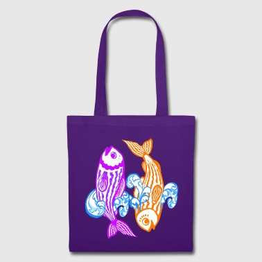 Pesci | Fishes | Pisces - Tote Bag