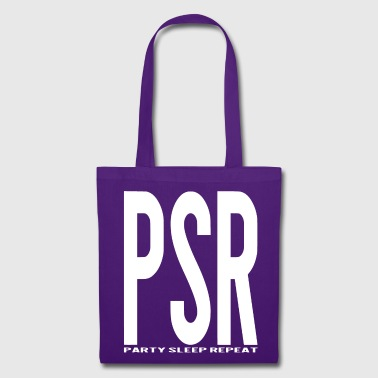 PSR | Party Sleep Repeat Eleni Song Foureira - Tote Bag