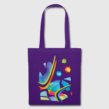 Fresh Works 3D Graffiti - Tote Bag