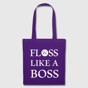 Floss like a Boss - Stoffbeutel