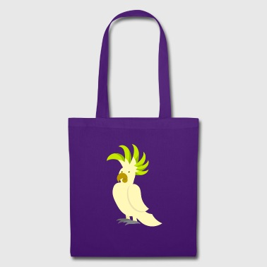 Children's motive Kakadu children's shirt cheeky cockatoo - Tote Bag