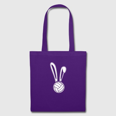Volley Volley Bunny | Volleybal Bunny | Volley shirt - Tas van stof