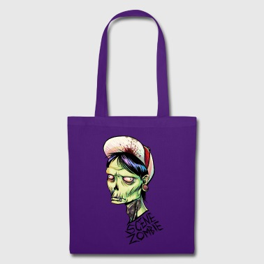 emo zombie - Tote Bag