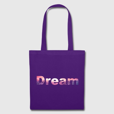 Dream / Dream - Tote Bag