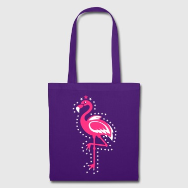 14 Flamingo Asterisks Margarita Art Asterisk sweet - Tote Bag