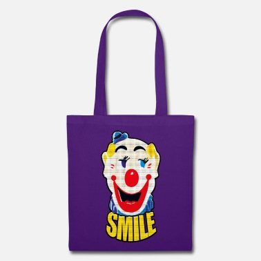 Keep Smiling - Tote Bag