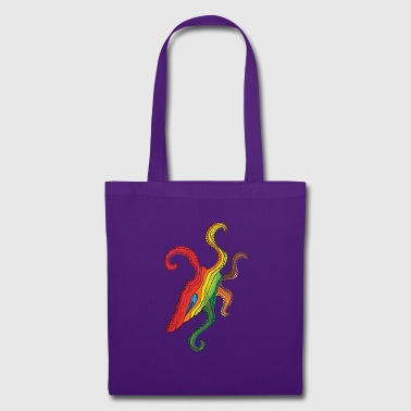 Squid 2 - Tote Bag