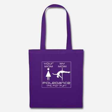Dance 'My Pole Dance Mom' - Tote Bag