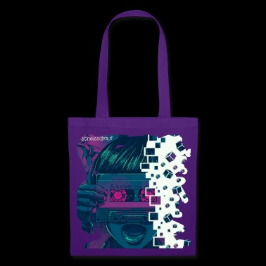 Awesome MiX (#scheissdrauf) - Tote Bag