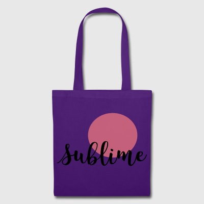 Sublime - Tote Bag
