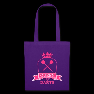 Queen of darts - Tote Bag