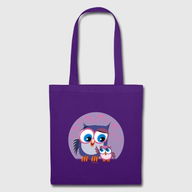 10-31 OWLS - DOGS - Tote Bag