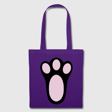 Rabbit Paw - Tote Bag