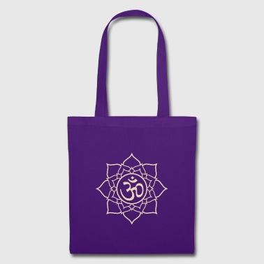 lotus Om - Tote Bag