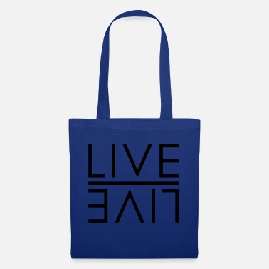 Lives LIVE - LIVE - Tote Bag