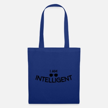 Intelligent Je suis intelligent - Tote Bag