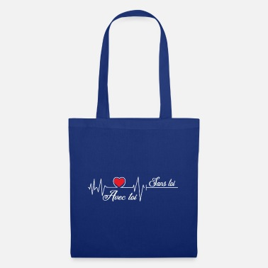 with you - Tote Bag