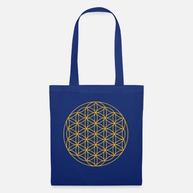 Geometry Circles flowers sacred geometry - Tote Bag