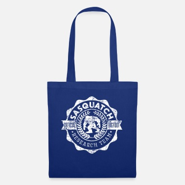 Sasquatch Sasquatch Bigfoot Research Team - Tote Bag