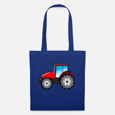 Tractor Tractor driver tractor - Tote Bag