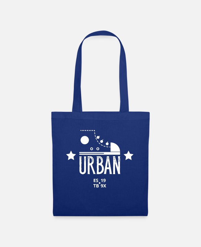 New Bags & Backpacks - Urban LIFE - Leibl Design - Tote Bag royal blue