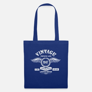Grade Vintage Perfectly Aged 1947 - Tote Bag