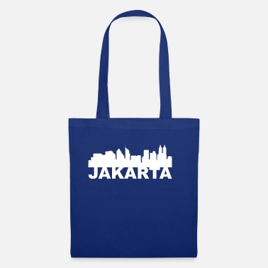 Museum Jakarta Indonesia Skyline Capital Gift - Tote Bag