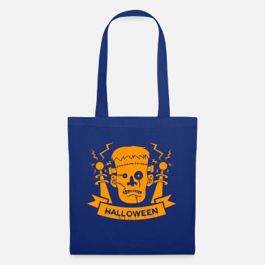 Halloween Clothes Happy Halloween Frankenstein Trick or Treat - Tote Bag