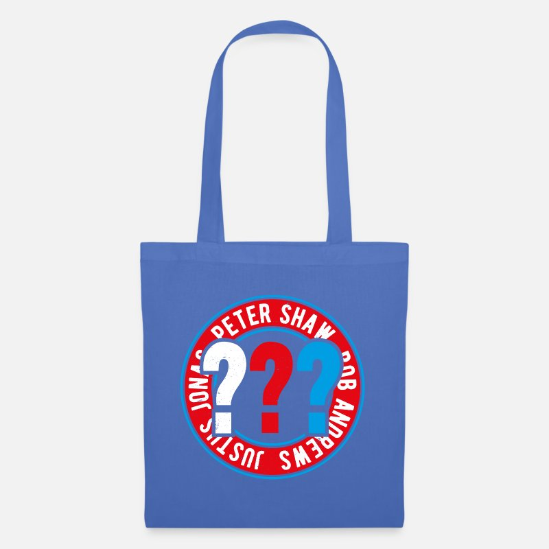 Die Drei Fragezeichen Kids Logo Tasche Tasse einfarbig