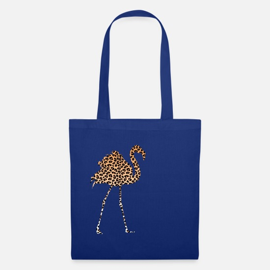 Officialbrands Bags & Backpacks - Animal Planet Leoprint Flamingo - Tote Bag royal blue