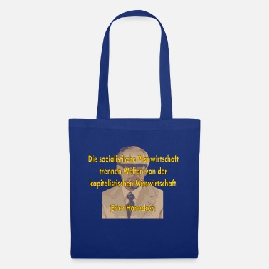 Mismanagement socialist planned economy - Tote Bag