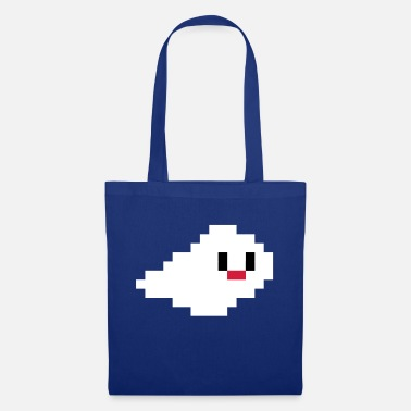 Ghost Pixel pixel ghost - Tote Bag