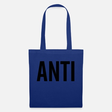 Anti Anti - Tote Bag