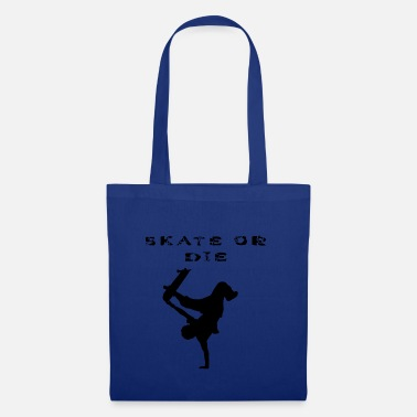 Stencil SKATE OR THE! Stencils design, stencil - Tote Bag
