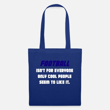 Football American football rugby - Tote Bag
