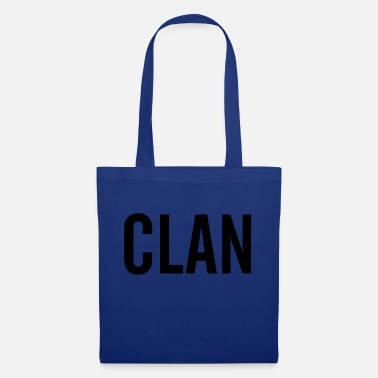 Clan clan - Tote Bag