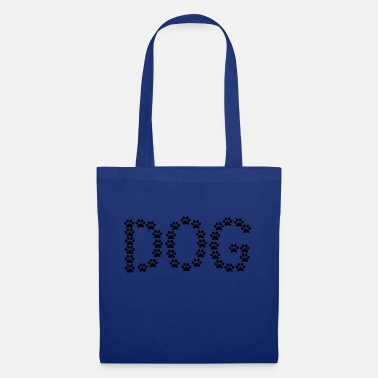 Dog Paw Dog paw - Tote Bag