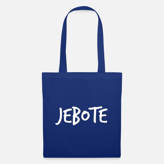 Balkan Bags & Backpacks - Jebote - Tote Bag royal blue
