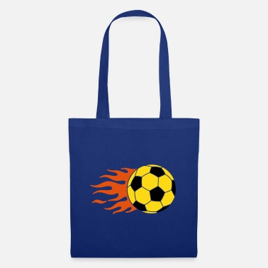Ball burning ball - Tote Bag