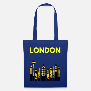 Highrise Building LONDON CITY - Tote Bag