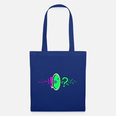 Punctuation Marks Punctuation / punctuation marks / colored - Tote Bag