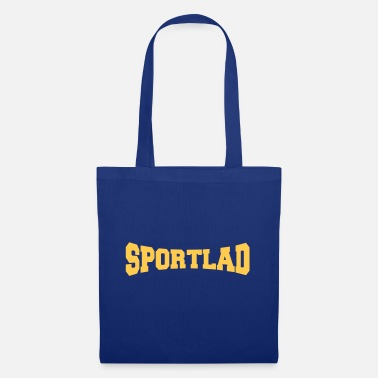 Slogan sportlad - Tote Bag