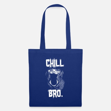 Chill Bro Proboscis monkey bright gift - Tote Bag