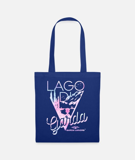 Nature Bags & Backpacks - Garda Lakers Lago Di Garda - Tote Bag royal blue