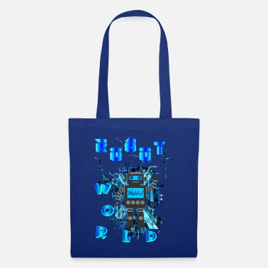 ROBOT WORLD - Tote Bag