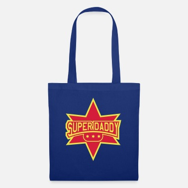 Stars super_daddy_2_f2 - Tote Bag