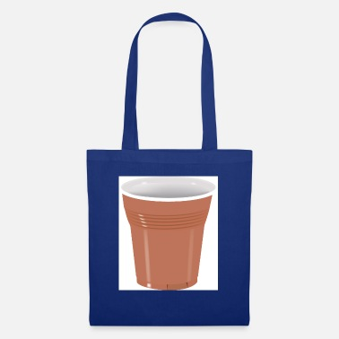disposable plastic cup - Tote Bag