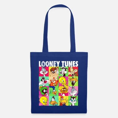 Looney Tunes Karakters Collage - Stoffentas