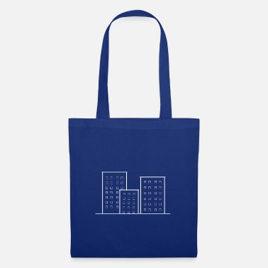 Highrise Building Skyscrapers - Tote Bag